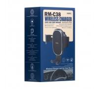 Автодержатель Remax RM-C38 Wireless Charging