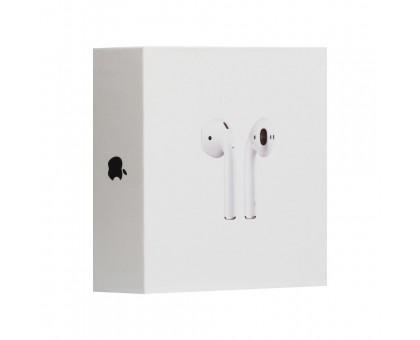 Блютуз Стерео гарнітура Apple Airpods 2 Copy