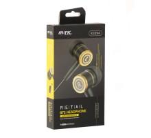 Bluetooth Стерео гарнітура MTK K3394