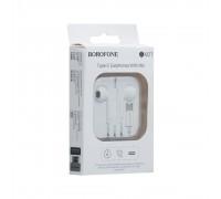 Навушники Borofone BM27 типу C