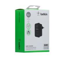 Мережевий Зарядний Пристрій Belkin F8053 2 USB A