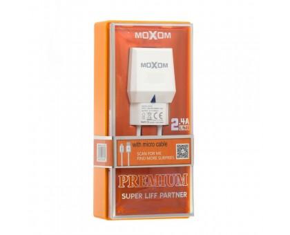 Мережевий Зарядний Пристрій Moxom KH-33 Micro