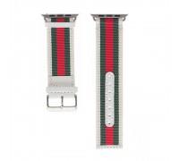 Ремінець Apple Watch Gucci Design 42 / 44mm