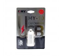 Автозарядка Emy MY-10