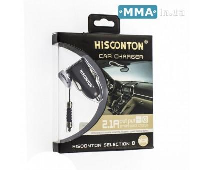 Автозарядка Hisoonton HST091