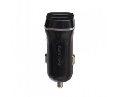 Автозарядка Borofone BZ2 Micro 2 USB 2.4A