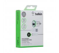 Автозарядка Belkin F8J078 Micro