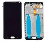 Дисплей Asus ZenFone 4 Max ZC554KL/4 Max Plus ZC550TL/4 Max Pro тачскрин сенсор черный в рамке оригинал