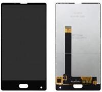 Дисплей Bluboo S1 тачскрин сенсор черный в рамке