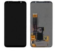 Дисплей Meizu 16s/16s Pro тачскрин сенсор черный Amoled оригинал