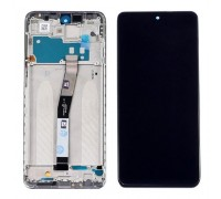 Дисплей Xiaomi Redmi Note 9S/Redmi Note 9 Pro/Note 9 Pro Max тачскрин сенсор черный