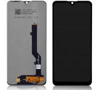 Дисплей ZTE 20 Smart Blade V2050 версия 2 тачскрин сенсор черный оригинал
