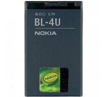 Аккумулятор (АКБ Батарея) Nokia BL-4U 206 300 Asha 301 302 305 Asha 306 Asha 308 309 310 311 Asha 3120 Classic