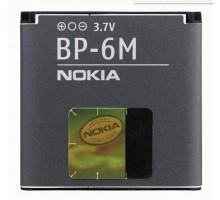 Аккумулятор на Nokia BP-6M, 1070mAh 3250/ 6151/ 6233/ 6280/ 6288/ 9300/ 9300i/ N73/ N73 Music/ N77/ N93