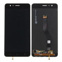 How do I change the display on my phone?