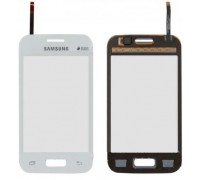 Тачскрін (сенсор) для Samsung G130E Galaxy Star 2 Duos, білий, оригінал (Китай)
