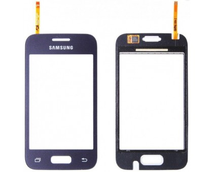 Тачскрін (сенсор) для Samsung G130H Galaxy Young 2, сірий, оригінал (Китай)