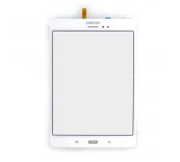 Тачскрін (сенсор) для Samsung T355 Galaxy Tab A 8.0 LTE, білий, оригінал (Китай)