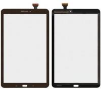 """Тачскрін (сенсор) для Samsung T560 Galaxy Tab E 9.6 """"T561 T567 чорний"""