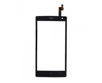 Тачскрин (сенсор) для ACER Z500 Liquid Dual Sim, чёрный