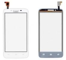 Тачскрин (сенсор) Huawei Y511-U30 Ascend Dual Sim, белый