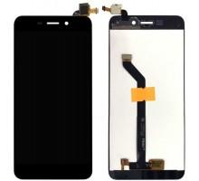 Дисплей Huawei Honor 6C Pro (JMM-L22)/Honor V9 Play + тачскрин сенсор, черный, версия 2