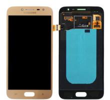 Дисплей Samsung J250F Galaxy J2 2018/J250F Galaxy J2 Pro 2018 + тачскрин (сенсор), золотистый, TFT, копия