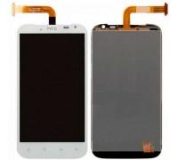 Дисплей для HTC Sensation XL X315e G21 + сенсорний екран, білий