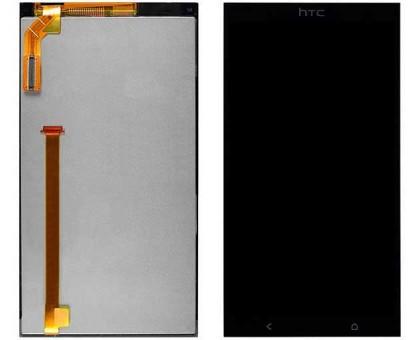 Дисплей для HTC Desire 700 Dual SIM + сенсорний екран, чорний