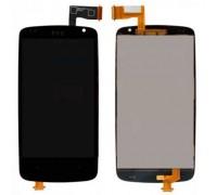 Дисплей для HTC Desire 500 / 506e Z4 + сенсорний екран, чорний
