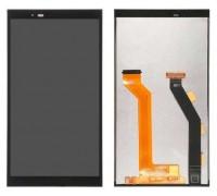 Дисплей для HTC One E9 + сенсорний екран, чорний