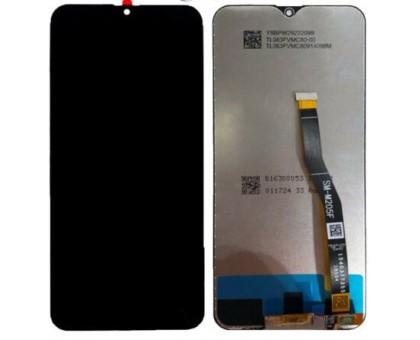 Дисплей Samsung M205F Galaxy M20 + тачскрин (сенсор), черный, копия хорошего качества