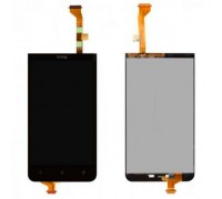 Дисплей для HTC Desire 501 Dual Sim + сенсорний екран, чорний