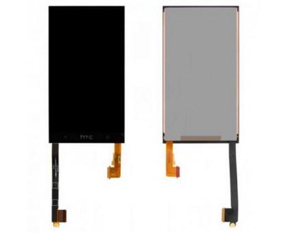 Дисплей для HTC One M7 801E / 801n + сенсорний екран, чорний