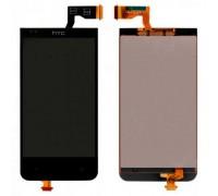 Дисплей для HTC Desire 300 / 301E + сенсорний екран, чорний