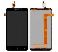 Дисплей для HTC Desire 516 + Dual Sim сенсорний екран, чорний