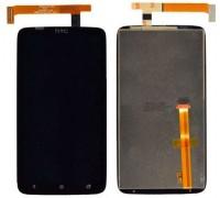 Дисплей для HTC One X S720e G23 / X325 + сенсорний екран, чорний
