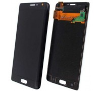 Дисплей Samsung N915F Galaxy Note Edge + тачскрин (сенсор), черный, оригинал