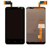 Дисплей для HTC Desire VT T328t + сенсорний екран, чорний