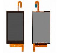 Дисплей для HTC Desire 610 + сенсорний екран, чорний