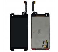 Дисплей для HTC Butterfly X920e + сенсорний екран, чорний