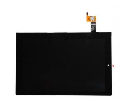 Дисплей для Lenovo Yoga Tablet 2 1051 LTE + сенсорний екран, чорний