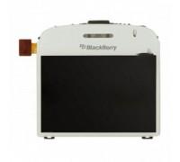 Дисплей для Blackberry Bold 9000 + сенсорний екран, білий