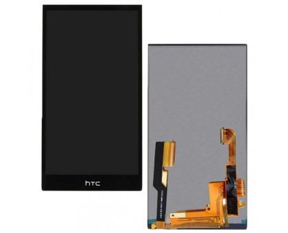 Дисплей для HTC One M8 / One M8 Dual Sim / M8E One + сенсорний екран, чорний