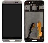 Дисплей для HTC One M9 Plus + сенсорний екран, чорний
