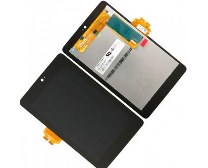 Дисплей для Asus Google Nexus 7 ME370 + сенсорний екран (1 покоління 2012), чорний