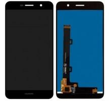 Дисплей (экран) для телефона Huawei Y6 Pro TIT-U02, Y6 Pro TIT-AL00, Enjoy 5, Honor Play 5X + тачскрин (сенсор), черный, оригинал