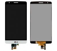 Дисплей для LG G3S D724 Dual + сенсорний екран, білий