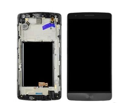 Дисплей для LG G3S D724 Dual + сенсорний екран, сірий