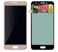 Дисплей Samsung J250F Galaxy J2 2018/J250F Galaxy J2 Pro 2018 + тачскрин (сенсор), золотистый, оригинал